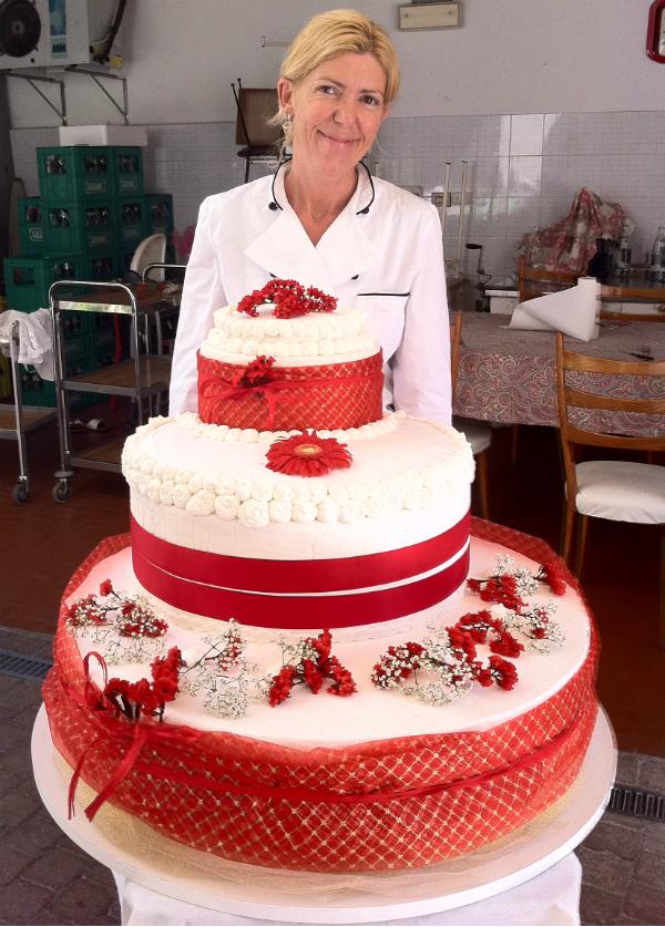 Barbara Bianchi Veggie Chef