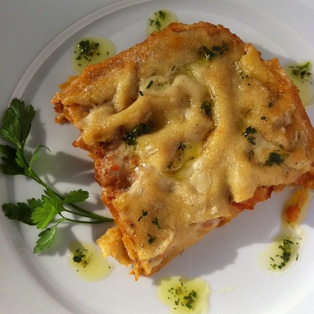 Lasagnetta vegana