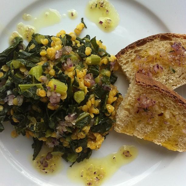 Lenticchie & Broccoli