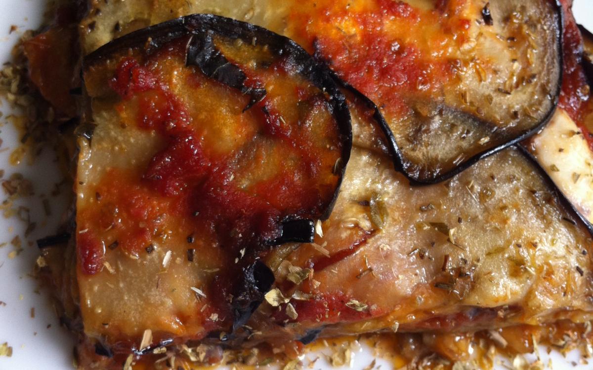 Parmigiana veg
