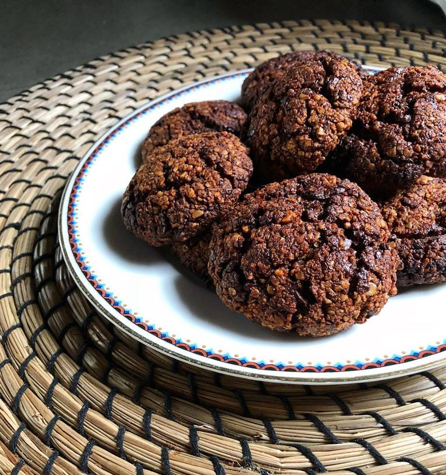 Biscotti al cioccolato superslurp