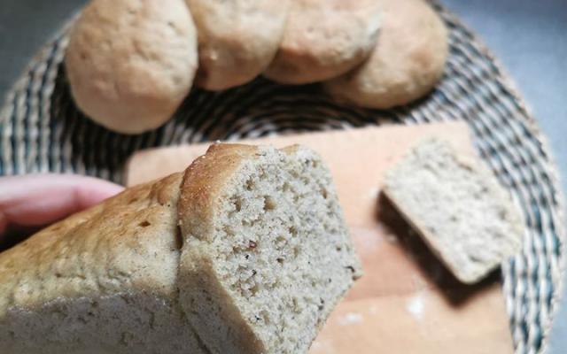 Il pane integrale di Hotel Luxor
