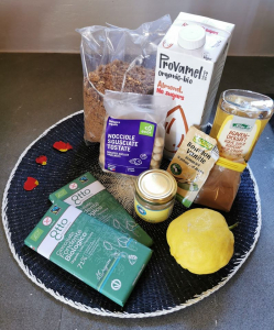 ingredienti budino