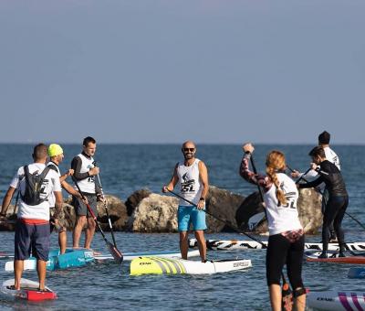 Sup a Igea Marina