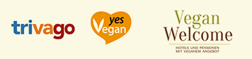 Trivago - yes Vegan - Vegan Welcome