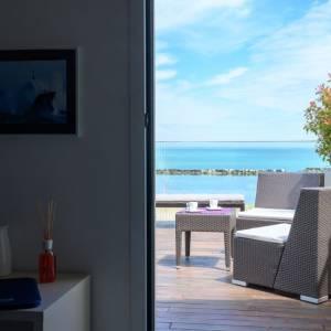 camera con terrazza hotel luxor