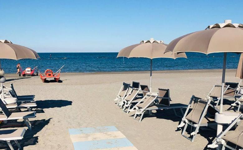 Giugno al mare di Igea Marina… tutta la spiaggia per te!
