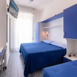 Camera per famiglie hotel luxor igea marina