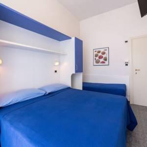 Camera classica hotel per vegani igea marina