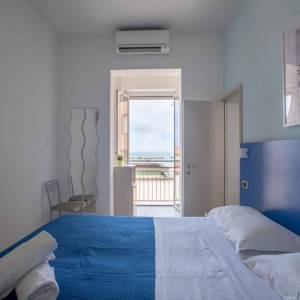 camera comunicante in hotel per vegani igea marina