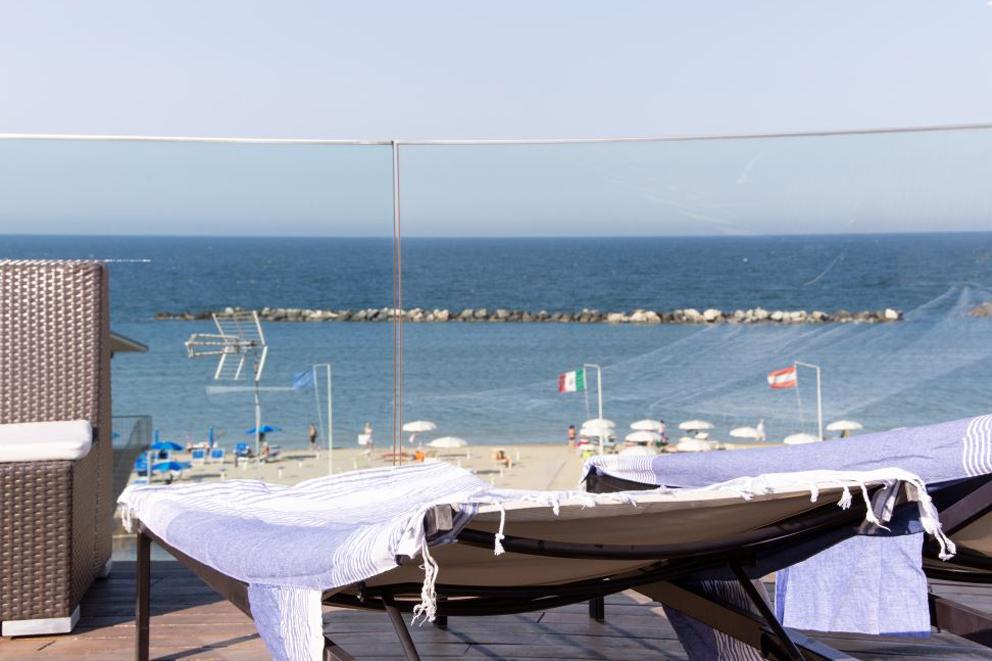 Cucina sana e naturale, mare e relax per vacanze a Luglio a Igea Marina!