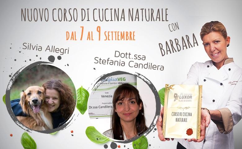 Nuovo Corso di Cucina Naturale con Barbara: sei pronto a sperimentare?