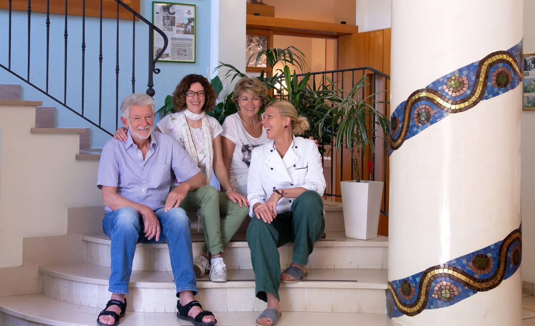 Tutto l'affetto della Famiglia Bianchi