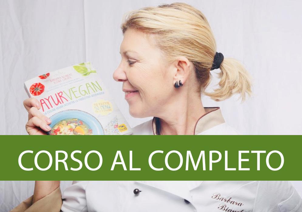 Corso di cucina sana e naturale con Barbara